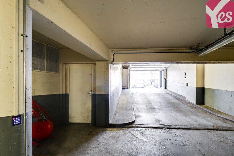 Parking Didot - Porte de Vanves - Paris 14 Paris