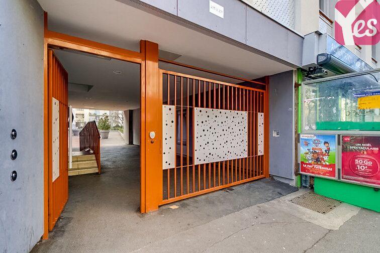 Parking Didot - Porte de Vanves - Paris 14 sécurisé