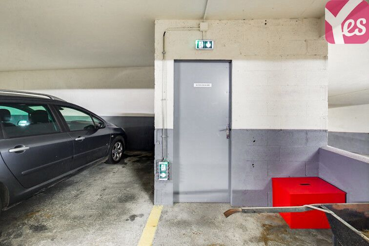 Parking Didot - Porte de Vanves - Paris 14 location