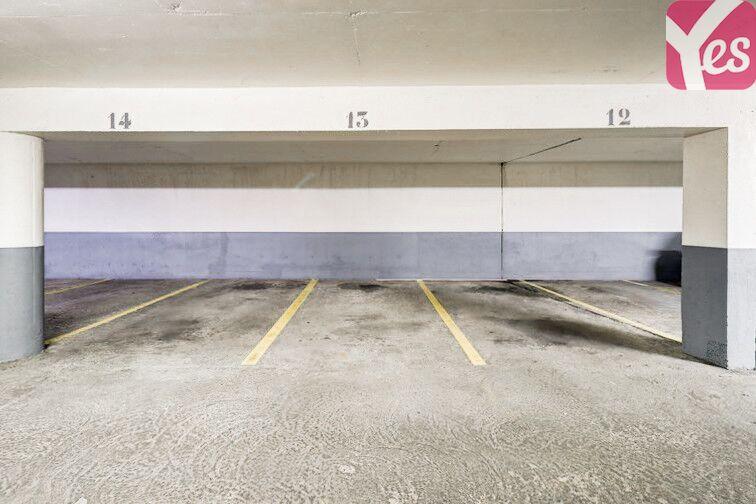Parking Didot - Porte de Vanves - Paris 14 souterrain