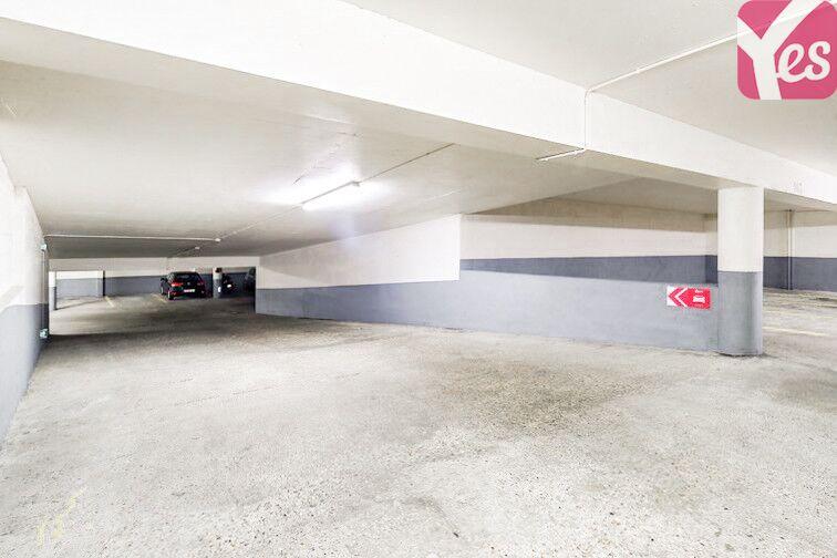 Parking Didot - Porte de Vanves - Paris 14 caméra