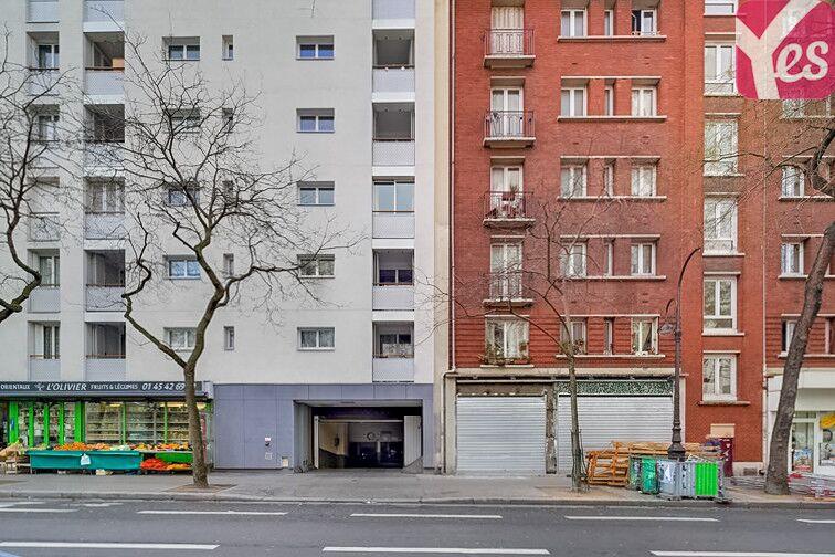 Parking Didot - Porte de Vanves - Paris 14 24/24 7/7