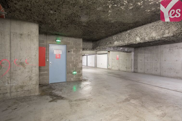 Parking Gare de Clermont-Ferrand box