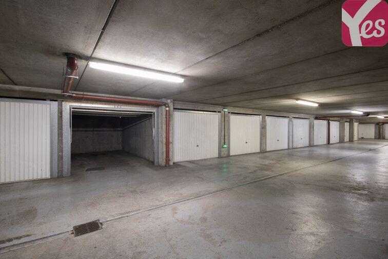 Parking Gare de Clermont-Ferrand gardien