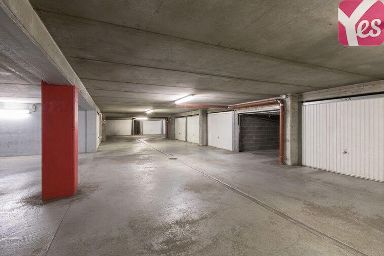 Parking Gare de Clermont-Ferrand sécurisé