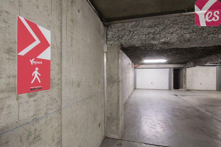 Parking Gare de Clermont-Ferrand Clermont-Ferrand