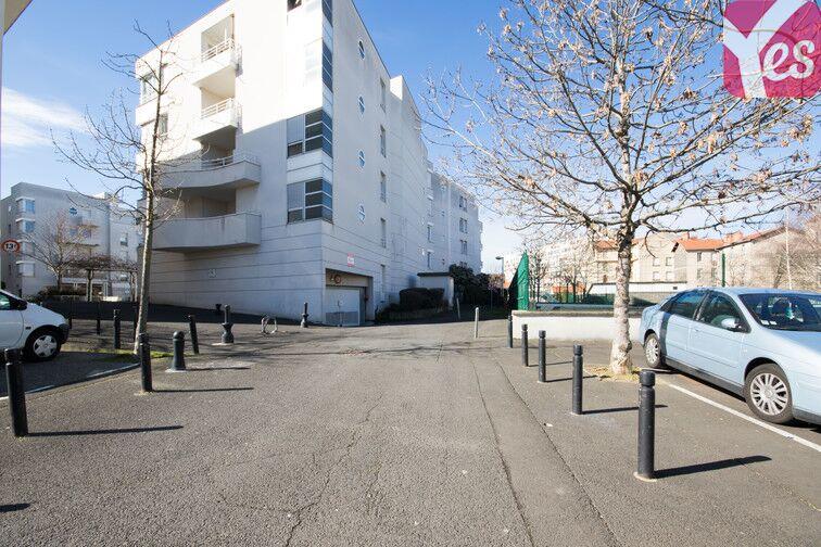 Parking Gare de Clermont-Ferrand souterrain