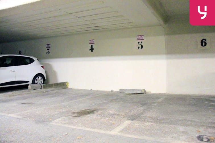 Parking Porte de Vanves sécurisé