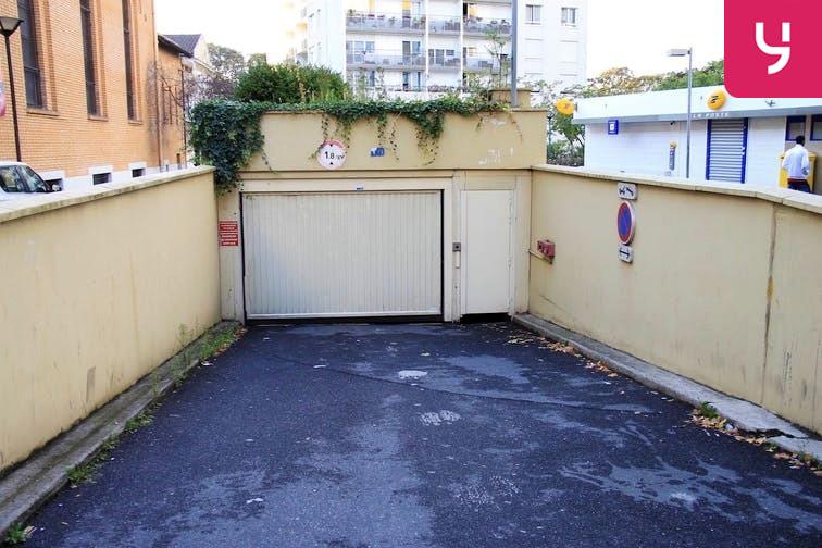 Location parking Porte de Vanves