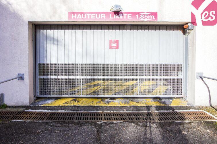 Parking Gare de Clermont-Ferrand - Delille - Cathédrale box