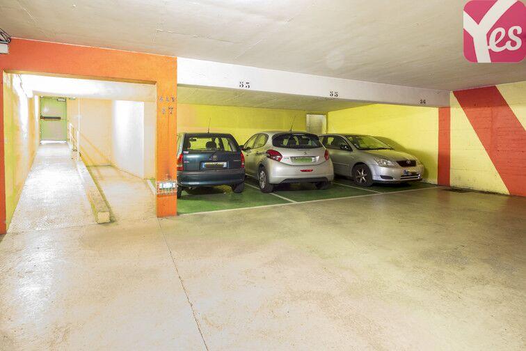 Parking Gare de Clermont-Ferrand - Delille - Cathédrale location mensuelle