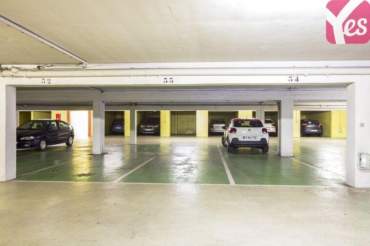 Parking Gare de Clermont-Ferrand - Delille - Cathédrale sécurisé