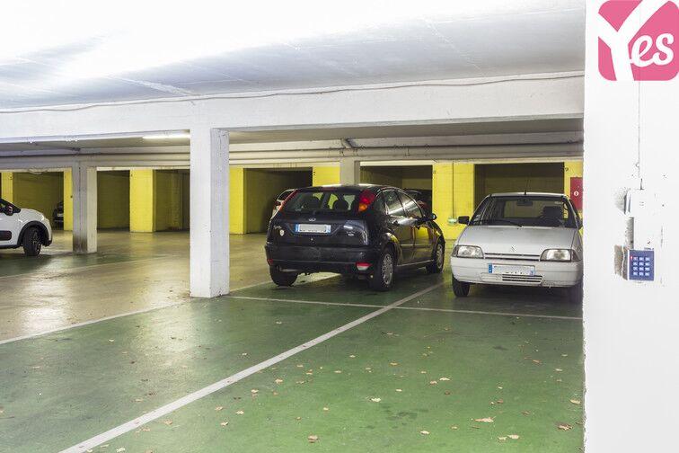 Parking Gare de Clermont-Ferrand - Delille - Cathédrale garage