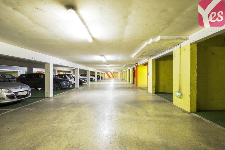 Parking Gare de Clermont-Ferrand - Delille - Cathédrale Clermont-Ferrand