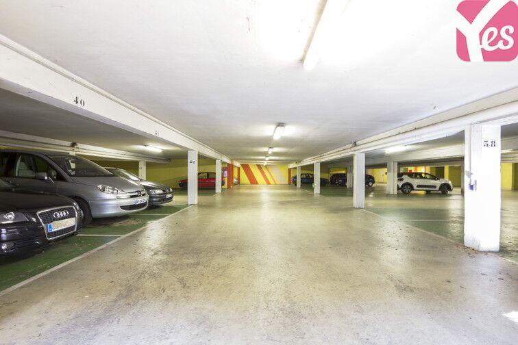 Parking Gare de Clermont-Ferrand - Delille - Cathédrale avis