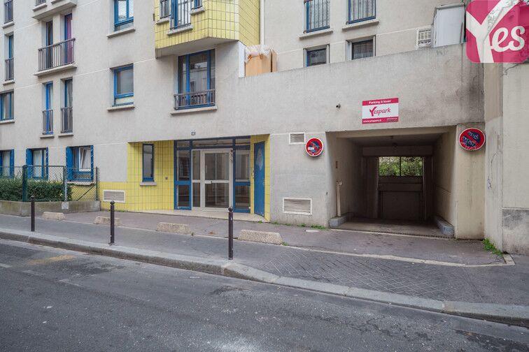 Parking Maraîchers - Plaine - Lagny - Paris 20 box