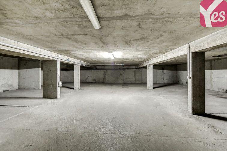 Parking Maraîchers - Plaine - Lagny - Paris 20 75020