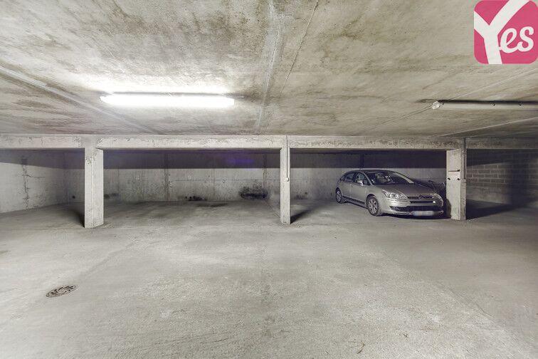 Parking Maraîchers - Plaine - Lagny - Paris 20 66 rue des Maraîchers