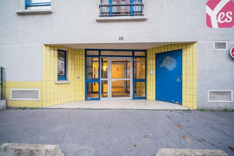 Parking Maraîchers - Plaine - Lagny - Paris 20 sécurisé