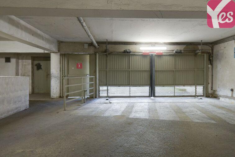 Parking Le Rouet - Marseille 8 secure