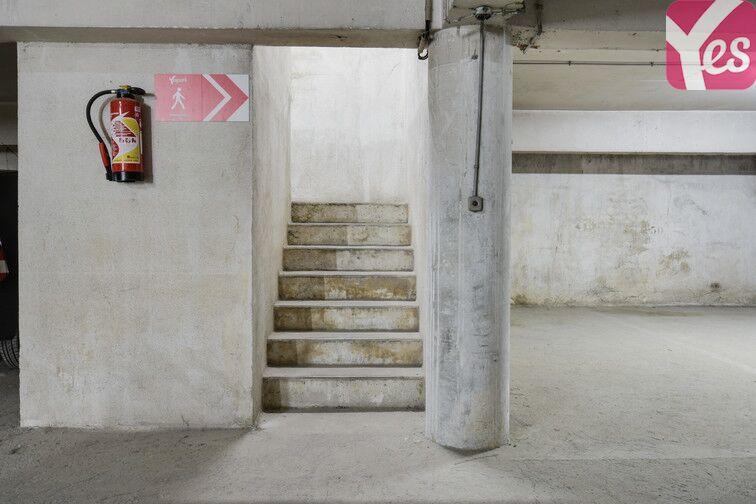 Parking Le Rouet - Marseille 8 box