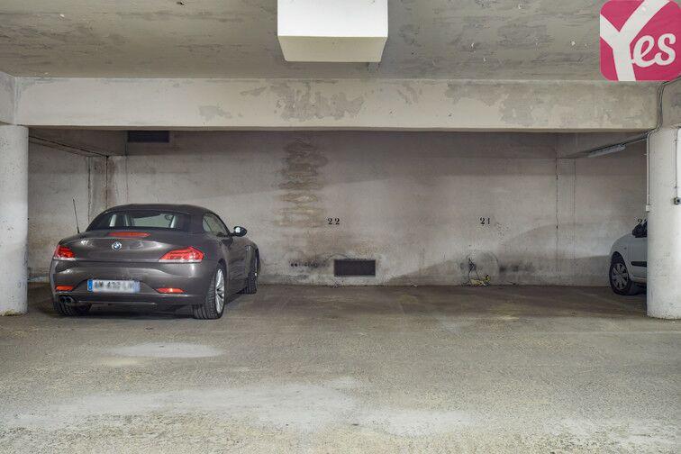 Parking Le Rouet - Marseille 8 sécurisé