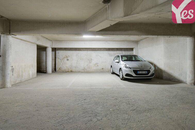 Parking Le Rouet - Marseille 8 gardien