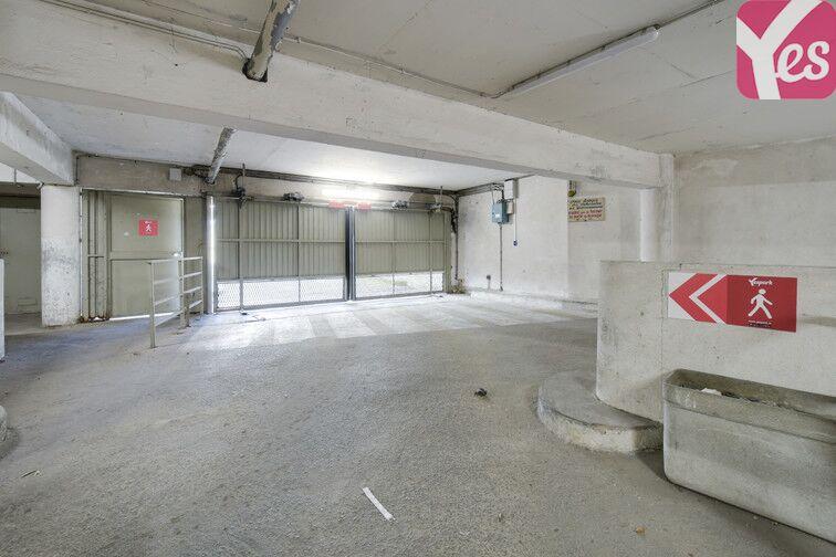 Parking Le Rouet - Marseille 8 82 boulevard Rabatau