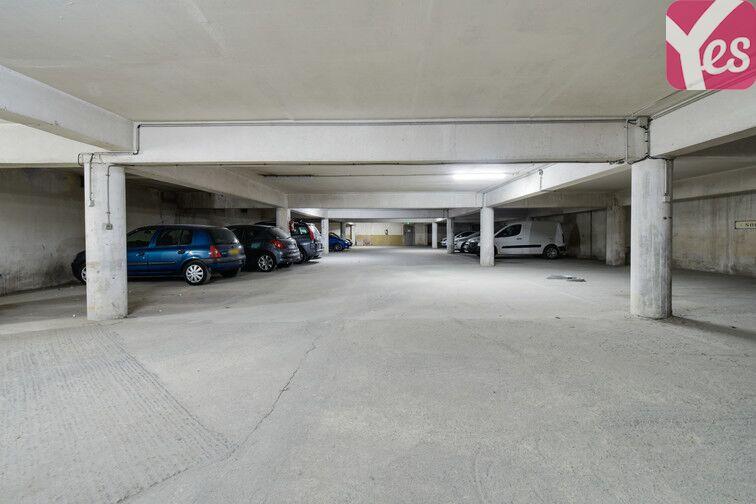 Parking Le Rouet - Marseille 8 caméra