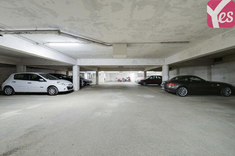 Parking Le Rouet - Marseille 8 watchman