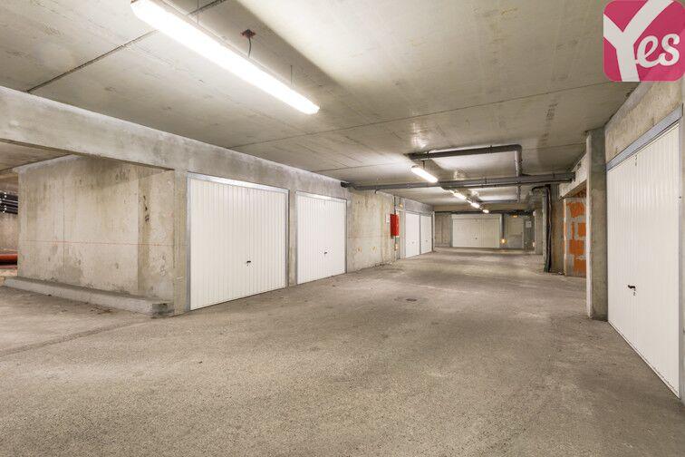 Parking Delille - Cathédrale - La Gare - Clermont-Ferrand 63000