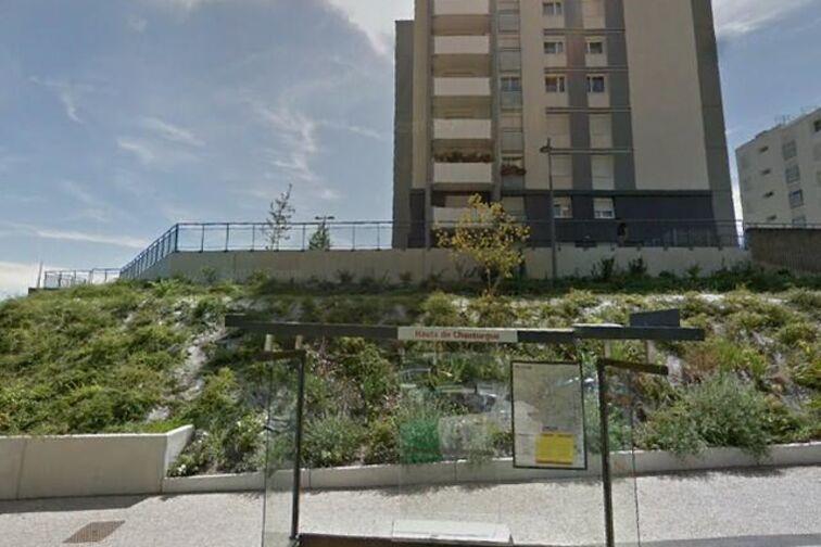 Parking Croix de Neyrat - Clermont-Ferrand caméra