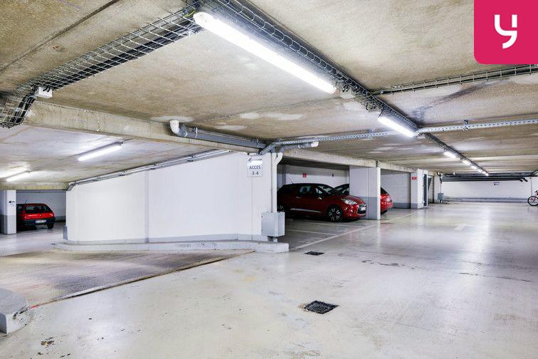 Parking Vélizy 2 - Vélizy-Villacoublay - Places doubles sécurisé
