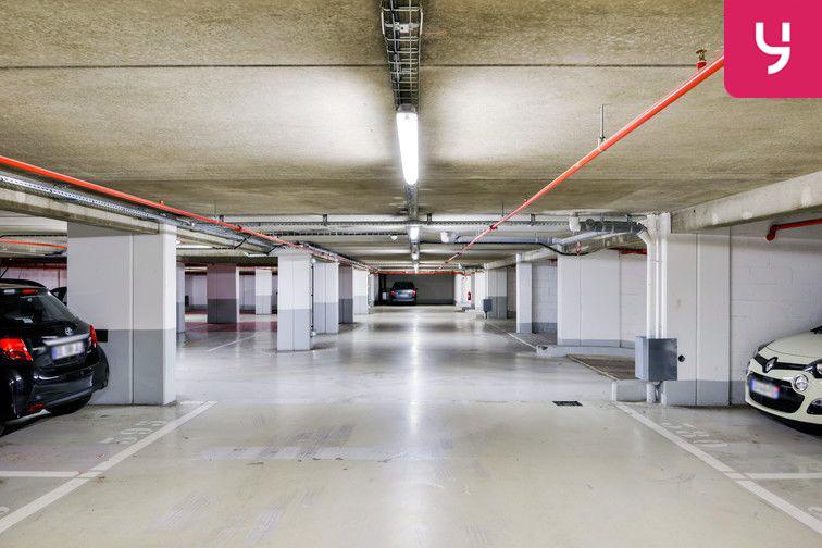 Parking Vélizy 2 - Vélizy-Villacoublay - Places doubles location
