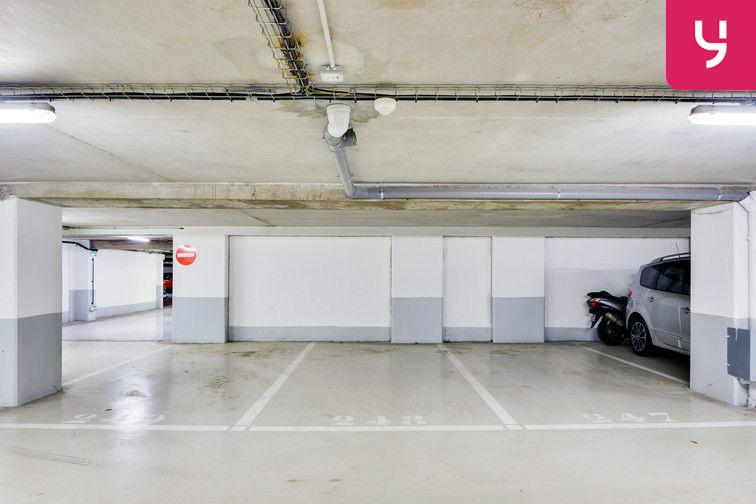 Parking Vélizy 2 - Vélizy-Villacoublay (place double) gardien