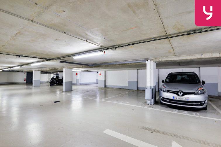 Parking Vélizy 2 - Vélizy-Villacoublay - Places doubles box