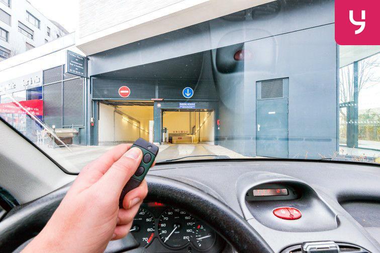 location parking Vélizy 2 - Vélizy-Villacoublay - Places doubles