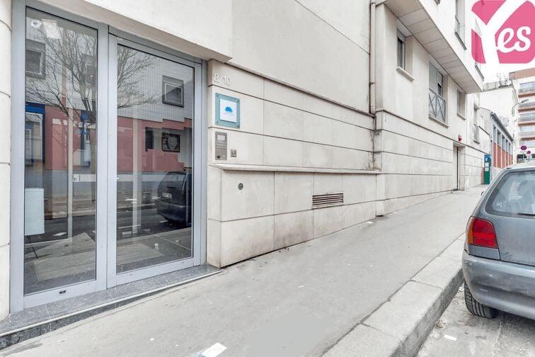 Parking Saint-Germain de Charonne 75020
