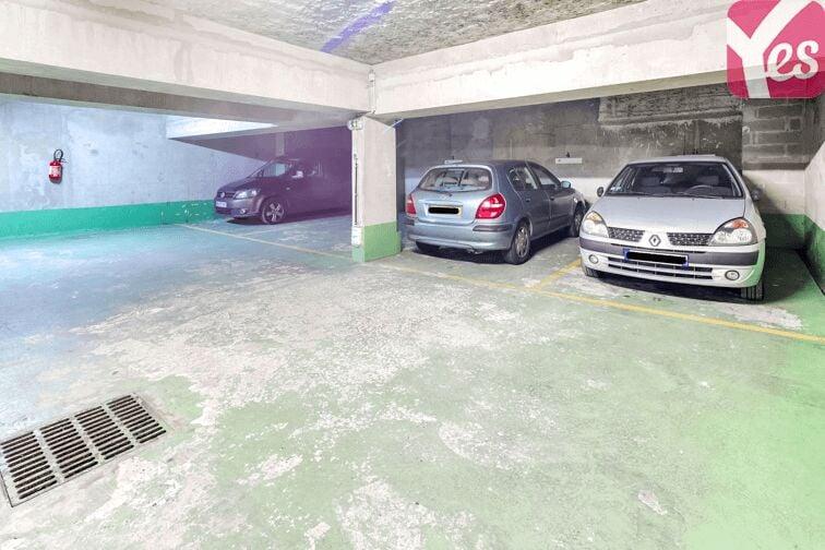 Parking Saint-Germain de Charonne 24/24 7/7