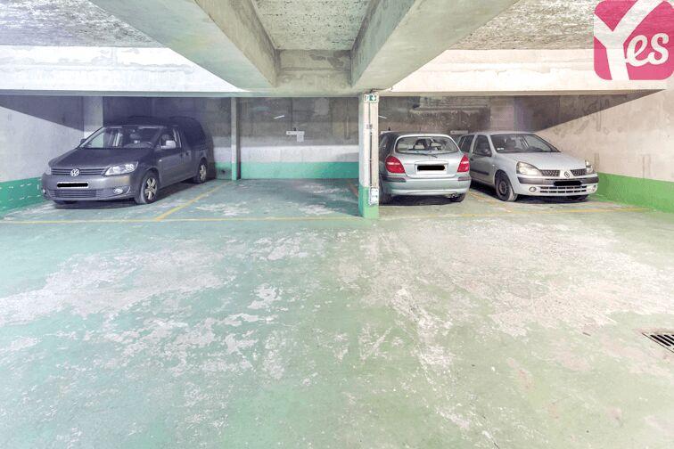 Parking Saint-Germain de Charonne garage