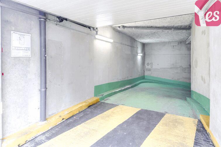Parking Saint-Germain de Charonne sécurisé