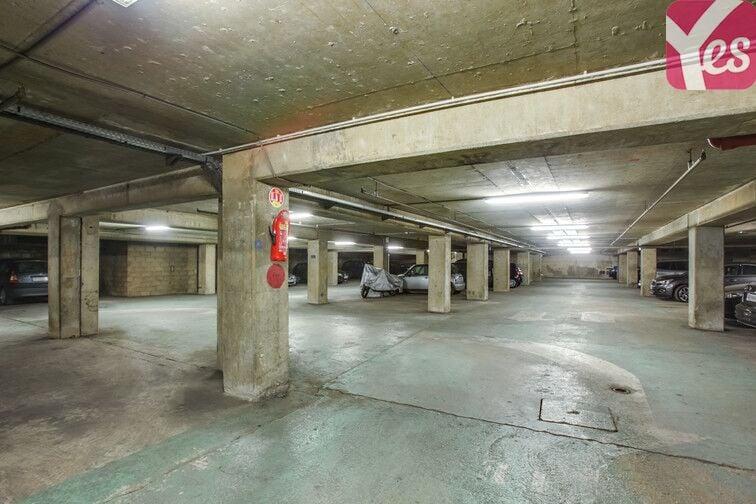 Parking Gare Montparnasse - Paris 15 gardien
