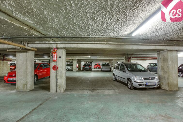 Parking Gare Montparnasse - Paris 15 Paris