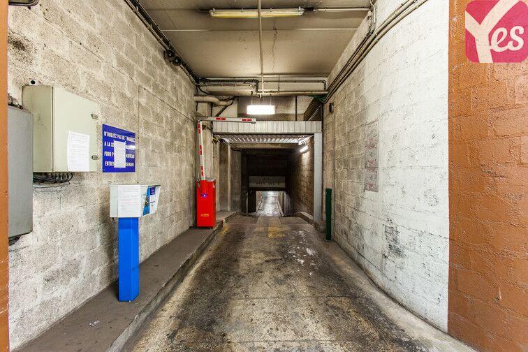 Parking Gare Montparnasse - Paris 15 location