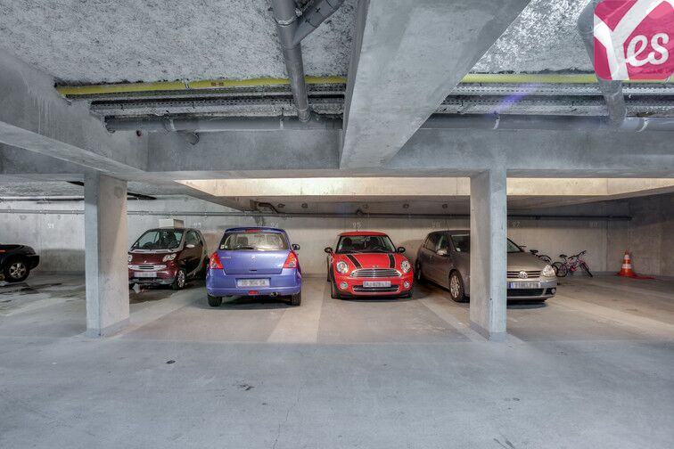 Parking Louise Michel - Mantes-la-Jolie 78200