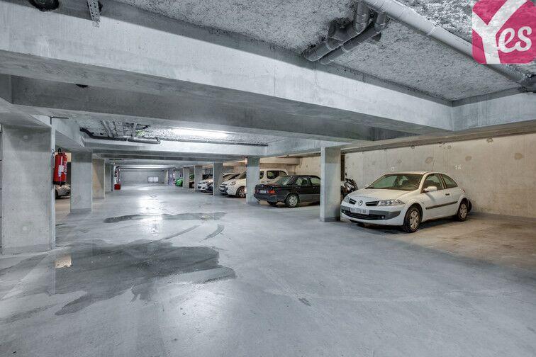 Parking Louise Michel - Mantes-la-Jolie souterrain