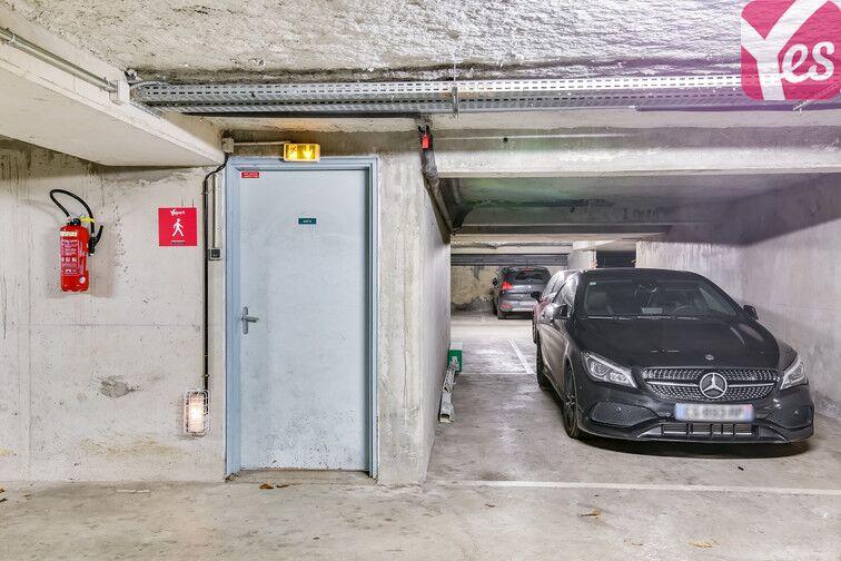 Parking Château de Dourdan box