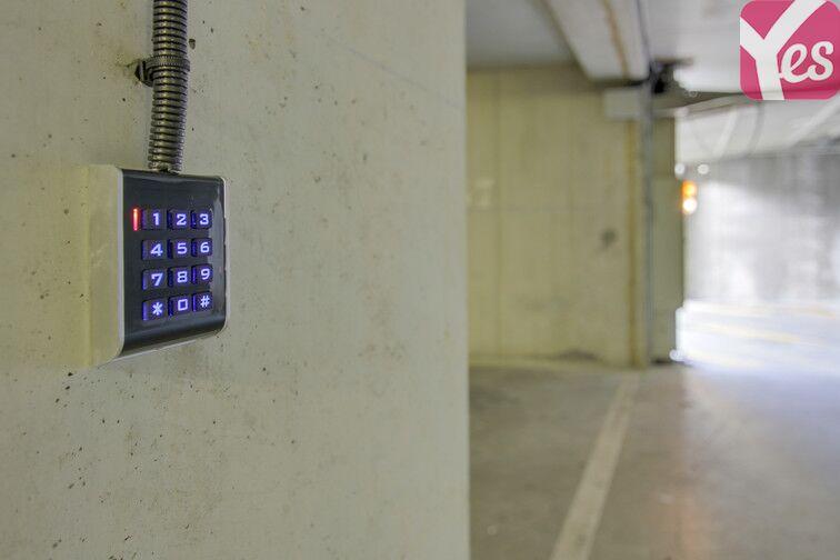 Parking Mairie de Chambourcy caméra