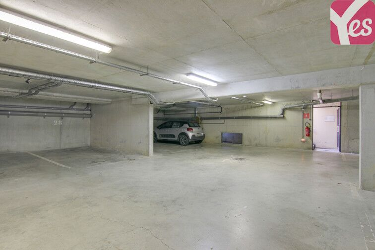 Parking Mairie de Chambourcy garage