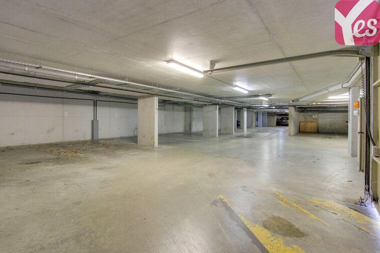 Parking Mairie de Chambourcy sécurisé
